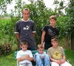 mes 5 cousin