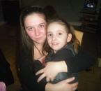 Charlotte ma deuxiéme fille et Clara