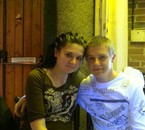 ma belle soeur et mon petit frère.je vous adore