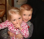 mes deux anges que j'aime très fort