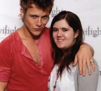 Charlie Bewley And Me (ET3)