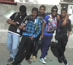 moi and les amis