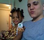 ma fille...mon bébé...l'amour de ma vie...