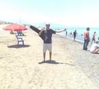 a la plage cooooooooool
