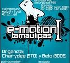 E-motion 1 Tam.