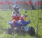 moi sur mon quad un 200cc