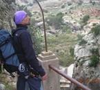 El Chorro, senderos de vertigo