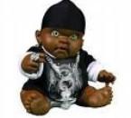 bébé gangsta