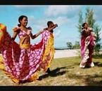 le sega danse de l'ile maurice