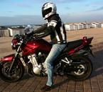 La moto <3
