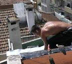 sur le toit de mon pere (au portugal)