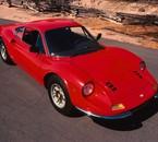 La Ferrari Dino 246 GT