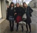 Hanako , Yumi & Lea