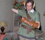 Cosplay Link Twilight princess