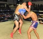 combat entre thais