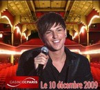 Q casino de Paris 10/12/09