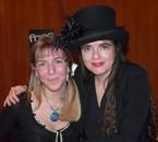 Amélie Nothomb et Mwa-Même