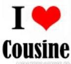 Coouziine La viie sans tooi est beaucooup troo dure :'(