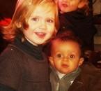 Mes trois Anges .. mon neveu && mes nièces !