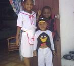 mes de petite soeur et mon petit frere