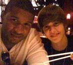 Usher & Justin