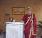 Caesar Troianus Hadrianus Augustus dit l'Empereur Hadrien