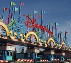 The only entrance to paradise in the real world, Disney land
