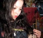 Moi avec un de mes T-Shirt MJ - Avril 2010