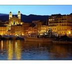Bastia, son vieux port