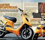 Scoot'n scoot N°187  (mai 2010)