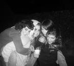 Jess', Angie, Moi & Elo