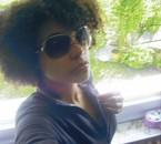 Siacapata Kpangor Sexy en mode cheveux naturel ha uiui