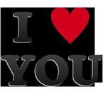 ilove you mon coeur