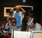 Collectif Rap Ragga. L'Equipe d'Africa