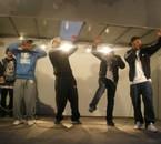 Concert au Jardin de ville(Grenoble) pour SOS Racisme