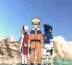 tous les trios de konoha