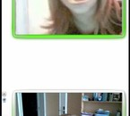 Julia et moi ! J'aime nos delire de gosse ! :D