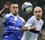 Lyon - Auxerre 2-1