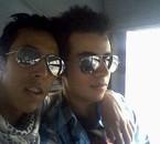 lol moi avec un ami f le bus^^