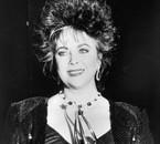 ELIZABETH TAYLOR,le 23 FEV 1989