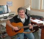 Chez moi, mars 2008
