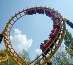 Boomerang 02 Bellewaerde park 2010