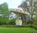 le carrosse Fou Bellewaerde Park 2010
