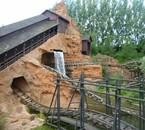 Calamity Mine Walibi belgium 2010