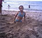 chahnouze a la plage