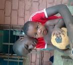 mon petit frèr et mn neveu