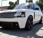 Range Rover Sport (super charged)