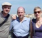 Trio de Marie-Agnès : Julien, Emmanuel et Stéphanie 2010