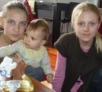 Trio Petites-Filles Marie-Agnès