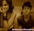 Selena et David Henrie